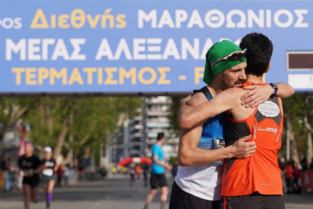 Στη ΔΕΘ ο 8ος Διεθνής Νυχτερινός Ημιμαραθώνιος Θεσσαλονίκης – Dole και ο 15ος Διεθνής Μαραθώνιος «ΜΕΓΑΣ ΑΛΕΞΑΝΔΡΟΣ» – bwin